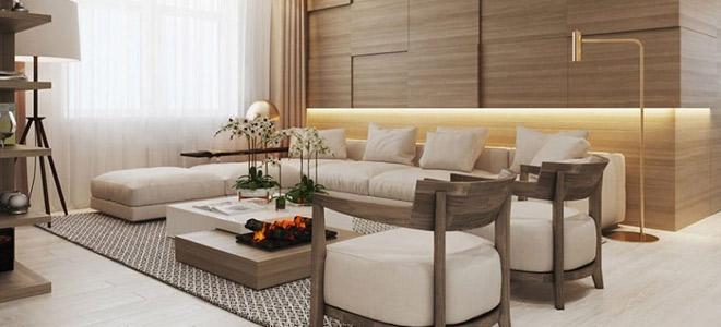 камин в гостиной дизайн